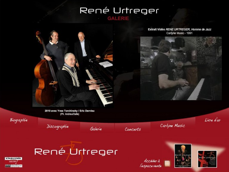 21.René Urtreger Site Officiel 2010