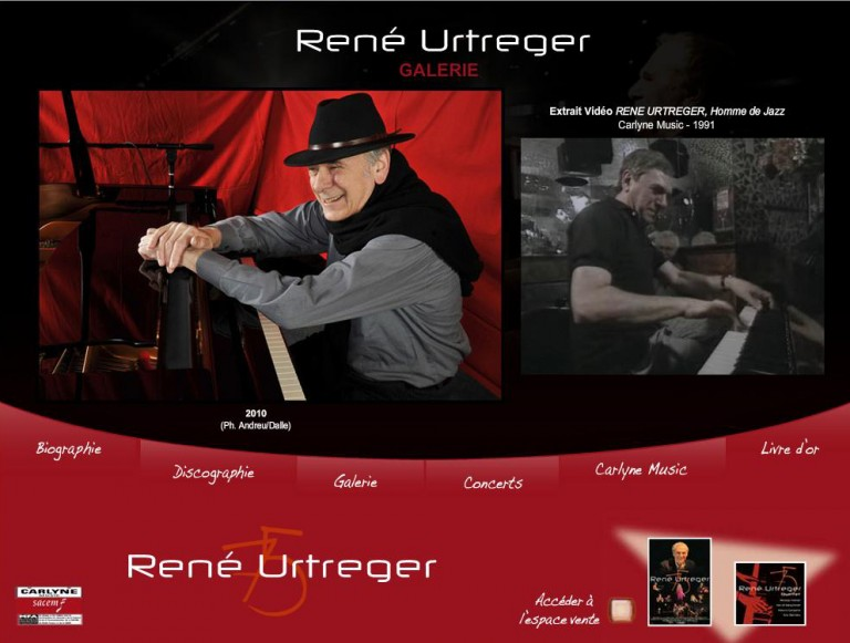 22 René Urtreger Site Officiel 2010
