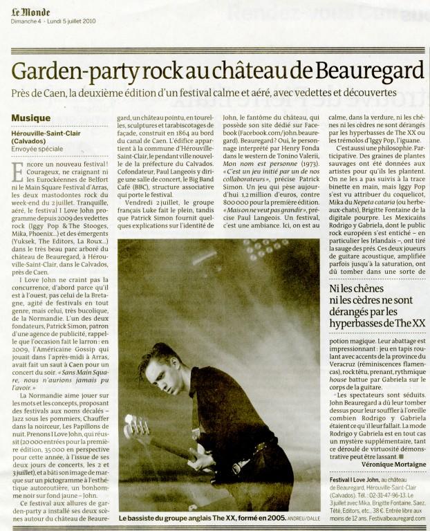 31 The XX-Le Monde