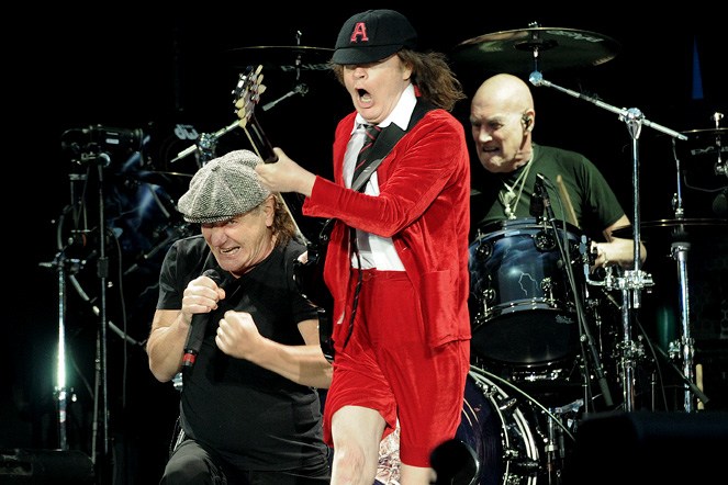 JF-ANDREU-AC DC-Angus Young-Brian Johnson-Chris Slade
