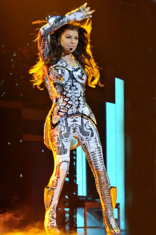 JF-ANDREU-Black Eyed Peas Fergie