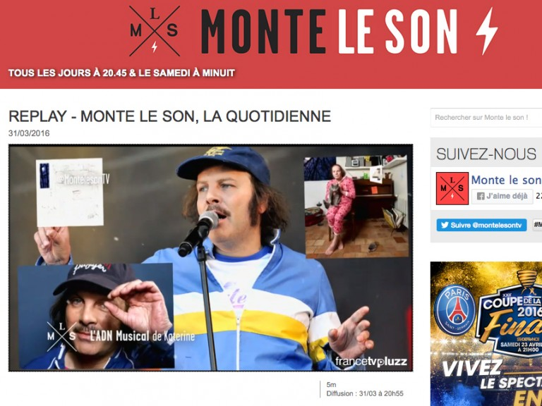 JF-ANDREU-Monte Le Son Philippe KATERINE