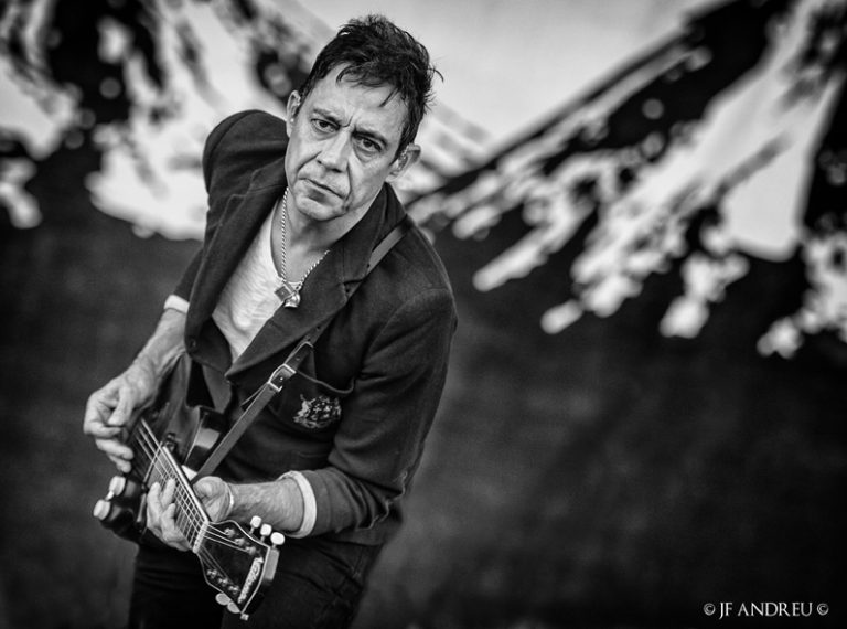 The KILLS Jamie Hince Solidays 2018