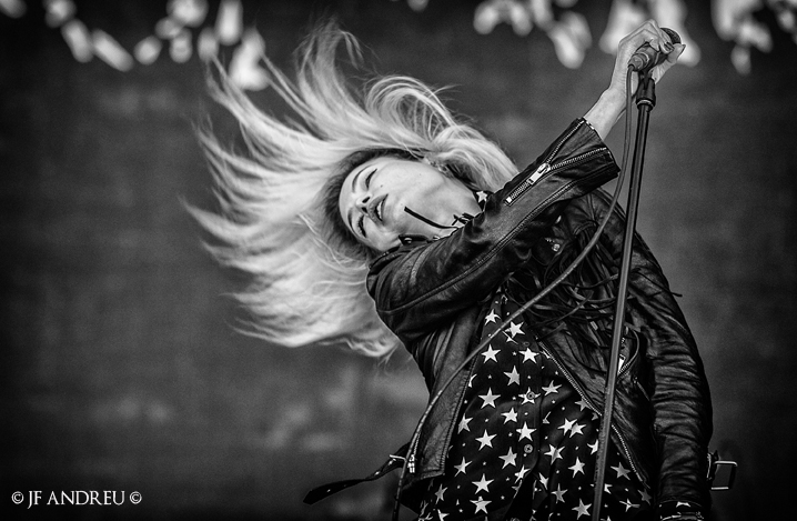 The KILLS Solidays 2018